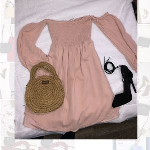 Cute above the knee dress